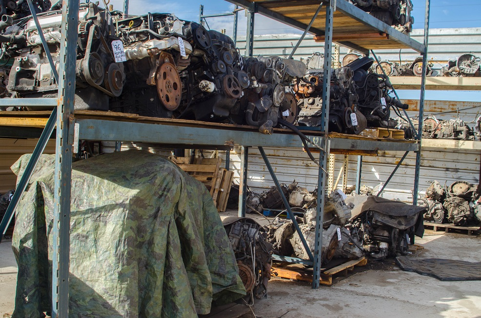 Auto salvage yards denver area